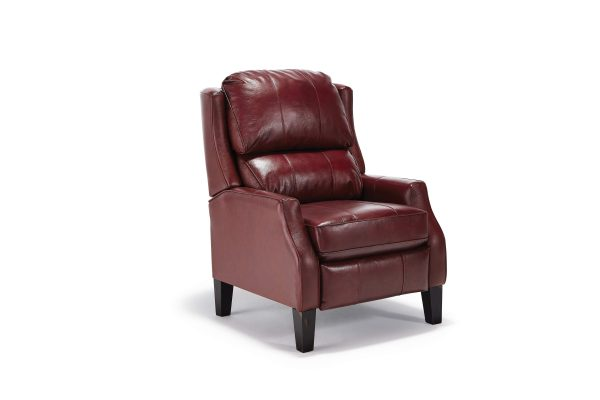 Best Home Furnishings Paulie High Leg Recliner Leather-0