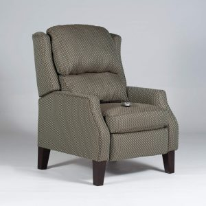 Best Home Furnishings Paulie High Leg Recliner Fabric-0