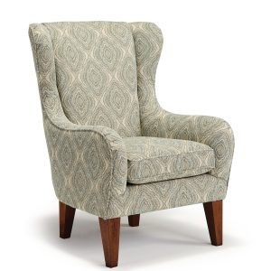 Best Home Furnishings Lorette Wing Chair-0