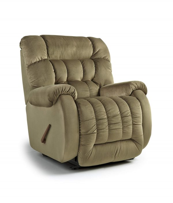 Best Home Furnishings Rake Bigmans Space Saver Recliner-0