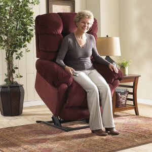 Best Home Furnishings Denton Power Lift Recliner-0