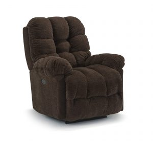 Best Home Furnishings Brosmer Power Rocker Recliner-0