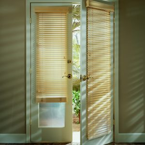 Hunter Douglas Parkland Wood Blinds-0