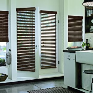 Hunter Douglas Parkwood Abachi Kitchen -0