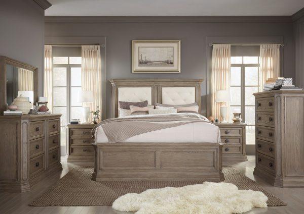 Manor House Bedroom-0