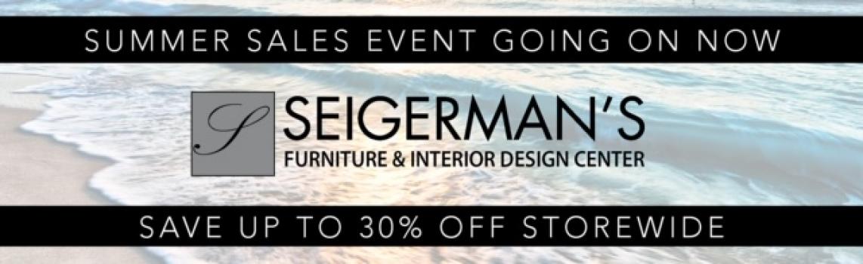 Summer sale 2020 SEIGERMANS