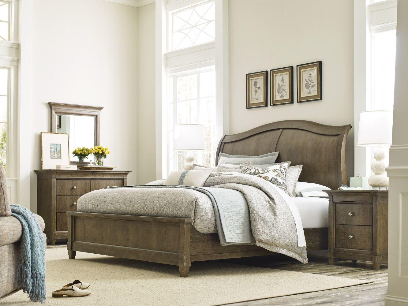 American Drew Anson Collection Bedroom Set Seigerman S Furniture