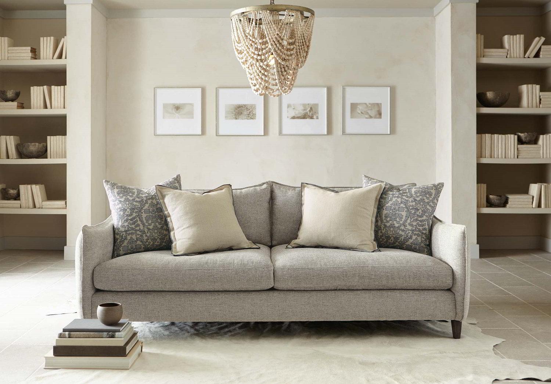 Bernhardt Plush Joli Sofa | Seigerman's Furniture